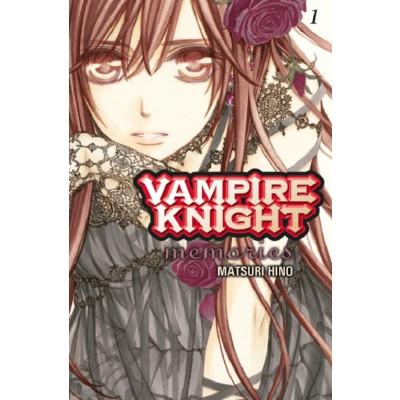 Vampire Knight - Memories 1 Manga