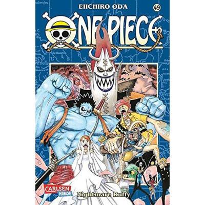 One Piece 49 Manga