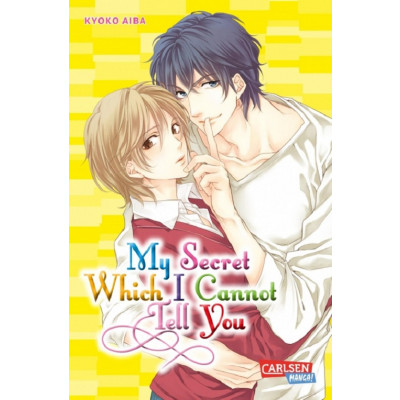 My Secret Which I Cannot Tell You Manga