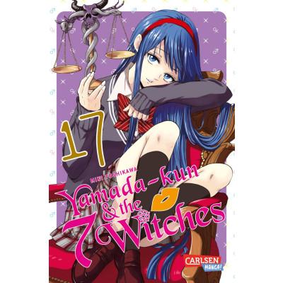 Yamada-kun and the seven Witches 17 Manga