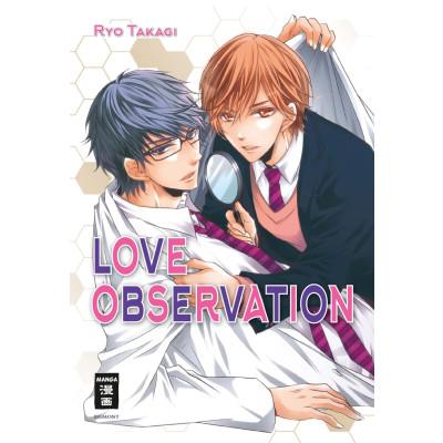Love Observation Manga