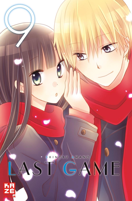 Last Game 9 Manga
