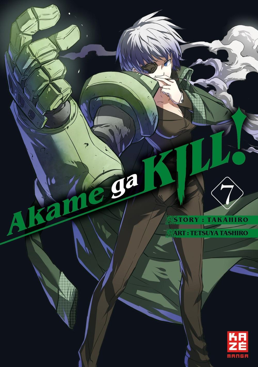 Akame ga KILL! 7 Manga