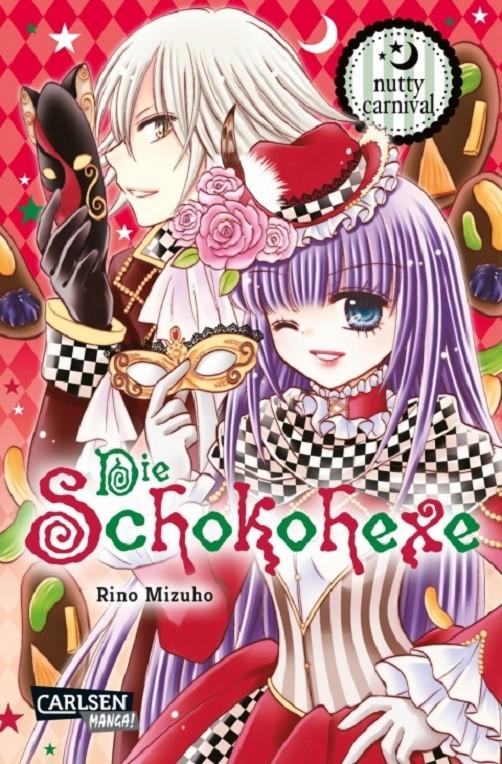 Die Schokohexe 14 Manga