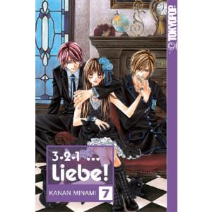 3, 2, 1 ... Liebe!  7 Manga