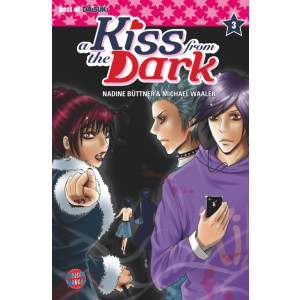 A Kiss from the Dark  3 Manga