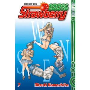100% Strawberry  7 Manga