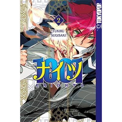 1001 Knights 2 Manga
