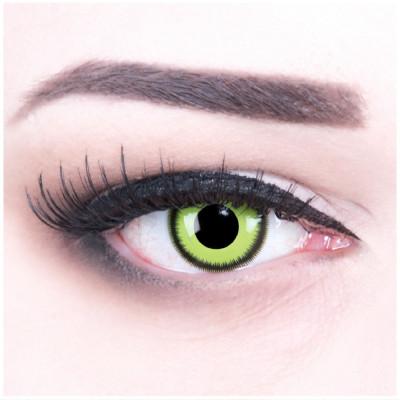 Green Lunatic Kontaktlinsen