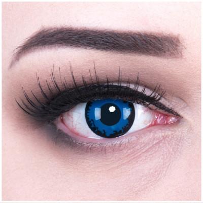 Dark Blue Kontaktlinsen