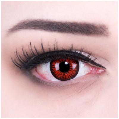 Red Demon Kontaktlinsen