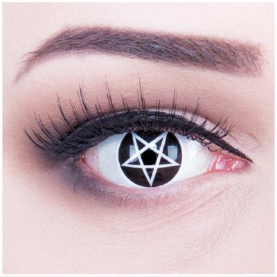 Pentagram Kontaktlinsen
