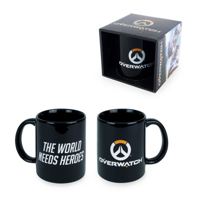 Overwatch Logo 320ml Tasse