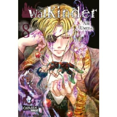 Die Walkinder 8 Manga