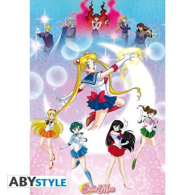 Sailor Moon Moonlight power Poster