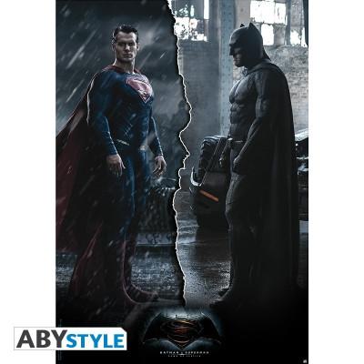DC Comics Batman vs. Superman Poster