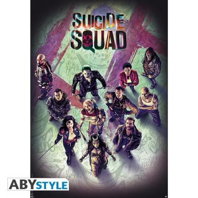 DC Comics Suicide Squad Poster