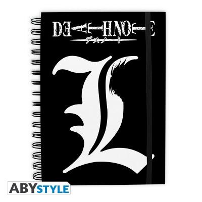 Death Note L Ryuzaki Notizbuch