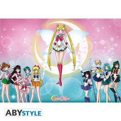 Sailor Moon Sailor Warriors Poster