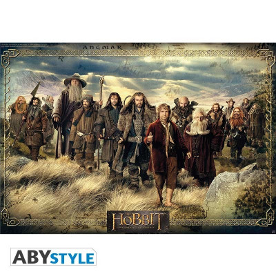 Der Hobbit Group Poster