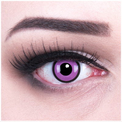 Black Purple Kontaktlinsen