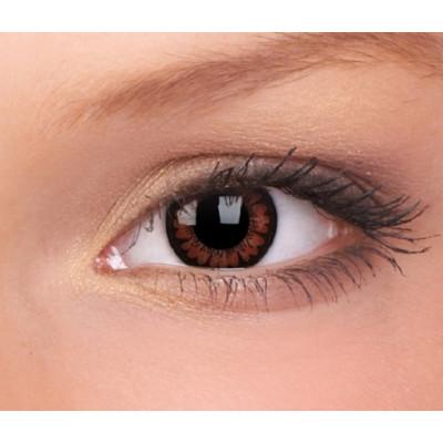 Pretty Hazel Kontaktlinsen