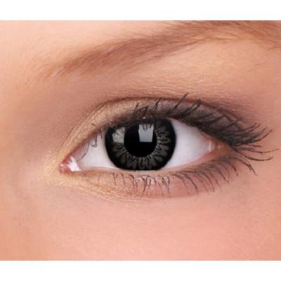 Dolly Black Kontaktlinsen