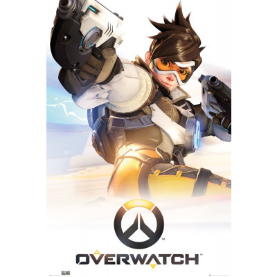 Overwatch Tracer Poster
