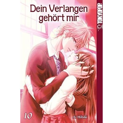 Dein Verlangen gehört mir 10 Manga