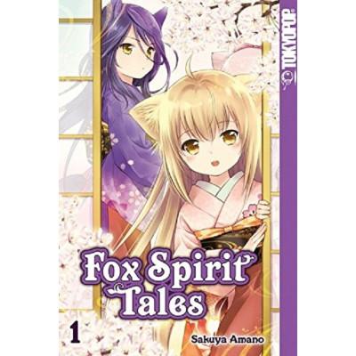 Fox Spirit Tales 1 Manga