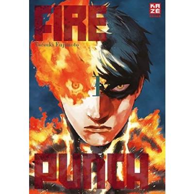 Fire Punch 1 Manga