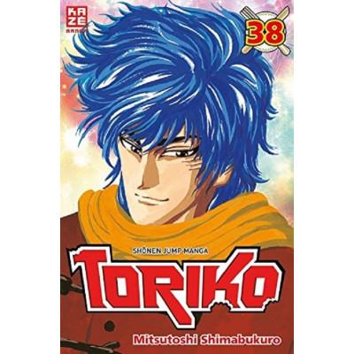 Toriko 38 Manga