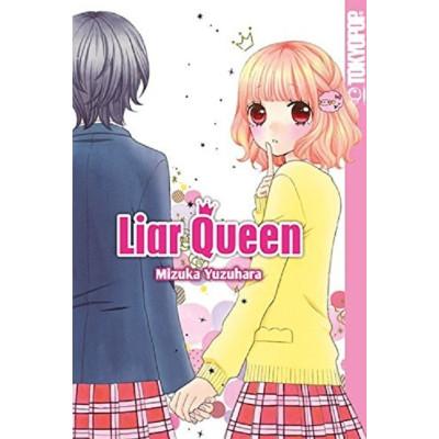 Liar Queen Manga