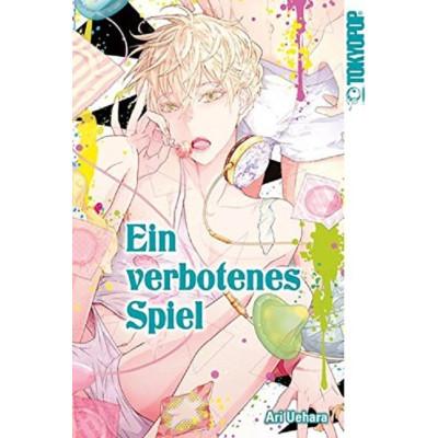 Ein verbotenes Spiel Manga