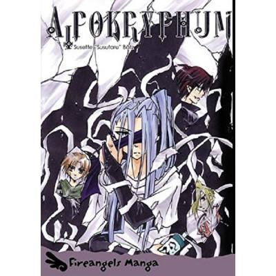 Apokryphum Manga