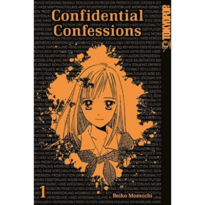 Confidential Confessions Sammelband 1 Manga