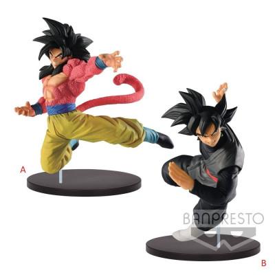 Dragon Ball Super Son Goku Super Saiyan 4 / Goku Black FES!! 21cm Figur