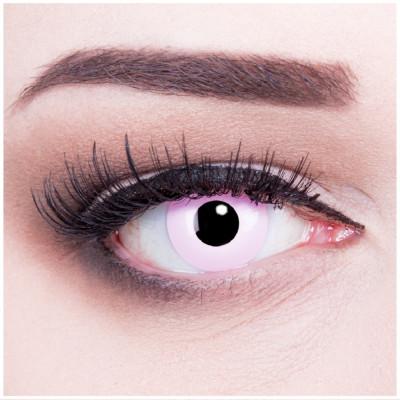 Pink Kontaktlinsen