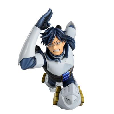 PREORDER ♦ My Hero Academia Colosseum Billboard Charts PVC Statue Tenya Iida Ver. A 18 cm Figur