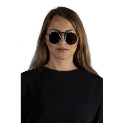 Sonnenbrille mit 2 Gläsern