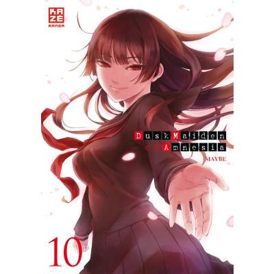 Dusk Maiden of Amnesia 10 Manga