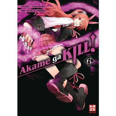 Akame ga KILL! 6 Manga