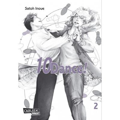 10 Dance!  2 Manga