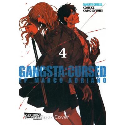 Gangsta:Cursed. - EP_Marco Adriano 4 Manga
