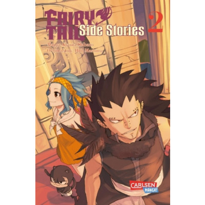 Fairy Tail Side Stories 2 Manga