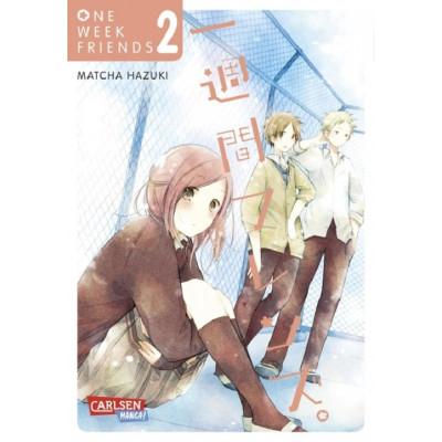 One Week Friends 2 Manga