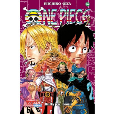 One Piece 84 Manga