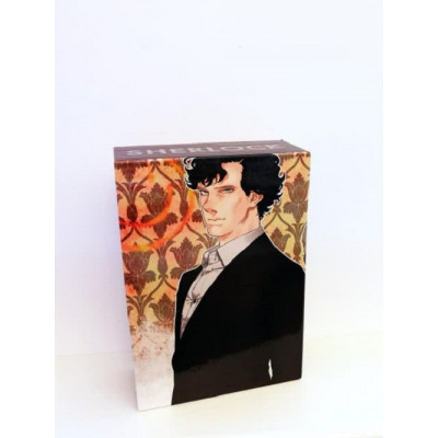 Sherlock 1-3 mit Schuber Manga