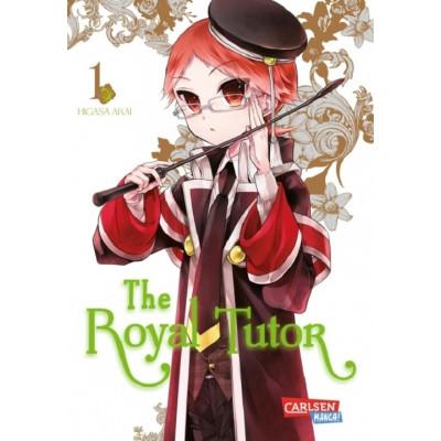 The Royal Tutor 1 Manga