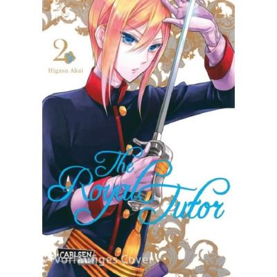 The Royal Tutor 2 Manga